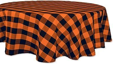 """مجموعة مفارش سطح الطاولة من دي II 70"""" Round CAMZ38739"""
