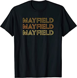 Mayfield, KY Shirt - Local Mayfield Gift T-Shirt