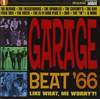 Garage Beat '66 1: Like What Me Worry [Importado]