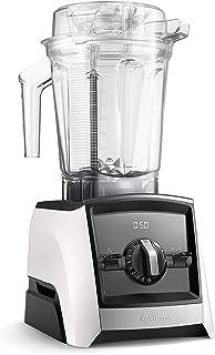 Vitamix VTX A2500 WH Ascent Series A2500i blandare, 100 % tritanplast (BPA-fri), 2 liter, vit