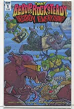 Teenage Mutant Ninja Turtles #1 NM Bebop & Rocksteady IDW Comics CBX1F