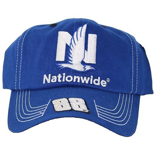 3ce07bed NASCAR Dale Earnhardt Jr #88 Nationwide Qualifier Series Adult Adjustable Cap  Hat