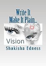 Write It Make It Plain: Self Publish Your Book