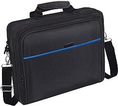 New Travel PS4 Case Multifunctional Waterproof PS4 Carrying Case Protective Shockproof PS4 Bag Handbag/Shoulder Bag for PS...