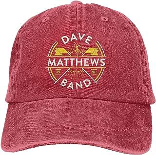 PZJ B KING Man Dave Matthews Band Handsome Adjustable Cap Unisex