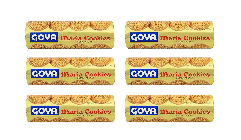 Goya Maria Cookies (6 Pack, Total of 42oz)