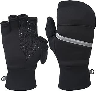 Power Stretch Convertible Mittens - Women's Fingerless Gloves