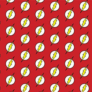 GRAPHICS & MORE The Flash Lightning Bolt Logo Premium Roll Gift Wrap Wrapping Paper
