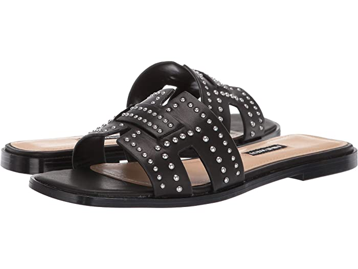 Nine West Nine West Genesia Studded Slide Sandal