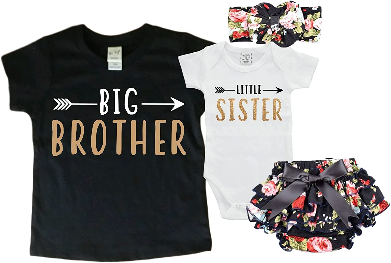 Big 2021 spring and summer new Brother Little Set. Sister Washington Mall