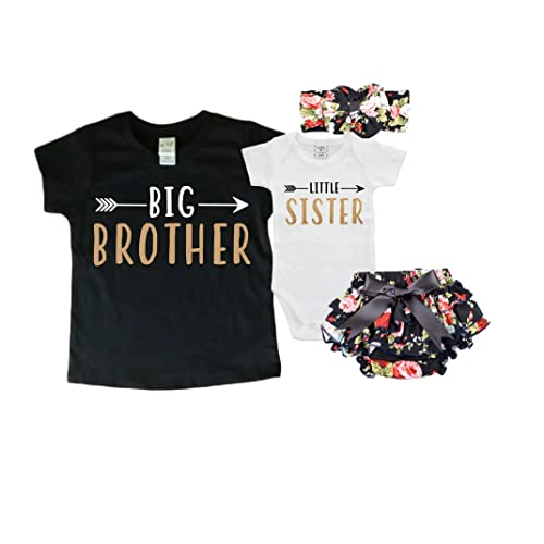1511e0dfb Big Brother/Little Sister Set. Matching Big Brother Little Sister Set 0-3Mo