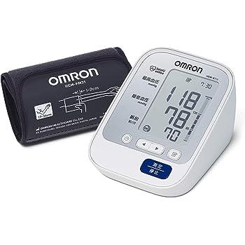 オムロン上腕式血圧計 ホワイト HEM-7134