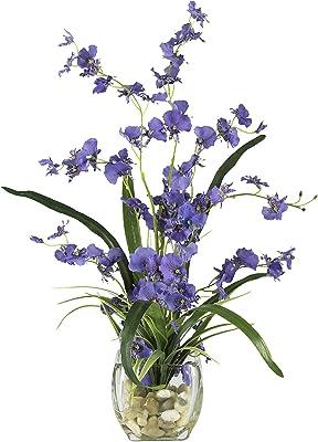 12 Heads Artificial Lavender Flower Leaves Bouquet Home Wedding Garden Decor  B$