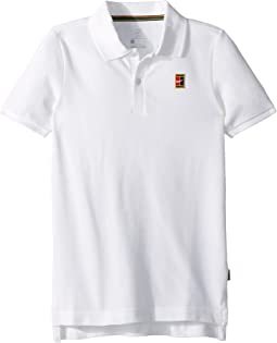 Nike Kids Court Heritage Tennis Polo (Little Kids/Big Kids)