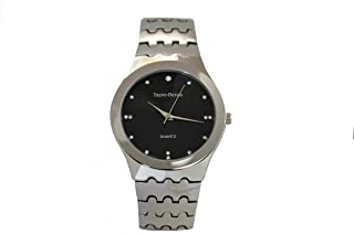 TREND DESIGN Casual Watch For Men Analog Stainless Steel - TD5
