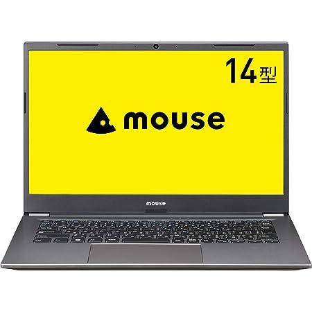 mouse ノートパソコン 14型フルHD (Celeron N4100/4GB/64GB eMMC/Win10 Home(Sモード))MB-BN41GC464SZJ