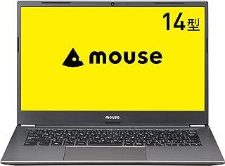 mouse ノートパソコン 14型フルHD (Celeron N4100/4GB/64GB eMMC/Win10 Home(Sモード))MB-BN41GC464SZJ【Windows 11 無料アップグレード対応】