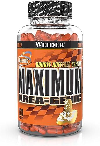 Weider Maximum Krea Genic Capsulesneutre Neutre 104 G