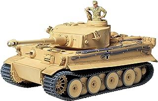 Tamiya 35227 - Maqueta de Tanque alemán Tiger I para Montar (Escala 1:35)