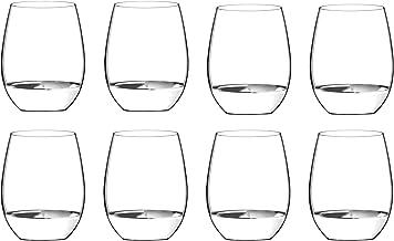 Riedel O Stemless Cabernet/Merlot Wine Glass, Set of 8
