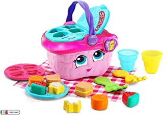 LeapFrog Shapes & Sharing Picnic Basket Refresh Electronic Toys