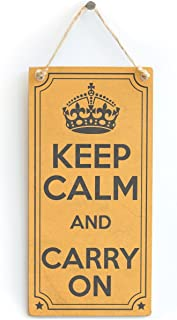 Best keep calm and carry on sign Reviews