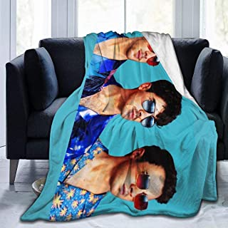 Jo-NAS Brot-Hers Ultra-Soft Micro Fleece Blanket Home Decor Warm Anti-Pilling Flannel Throw Blanket for Couch Bed Sofa, 6...