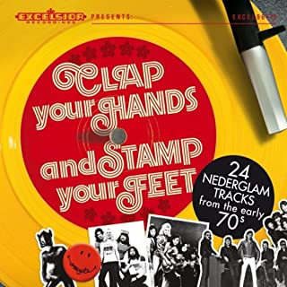 stamp your feet and clap your hands