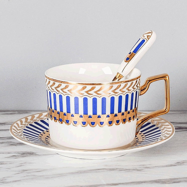 barato y de alta calidad YYHSND Taza De Té De Cerámica Europea Europea Europea Taza De Té Duradera Antideslizante Taza de café (Color   C)  marcas de diseñadores baratos
