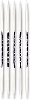 Prym Ferri da Maglia ergonomici a Doppia Punta, Multicolore, 5mm, Lunghezza 20cm, Set di 5