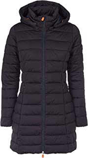 Save The Duck Luxury Fashion Womens D4206WSOLD900146 Blue Down Jacket | Fall Winter 19