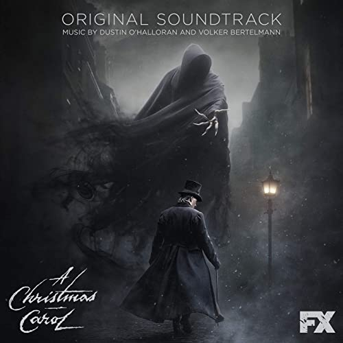 A Christmas Carol (Original Soundtrack) by Dustin O'Halloran