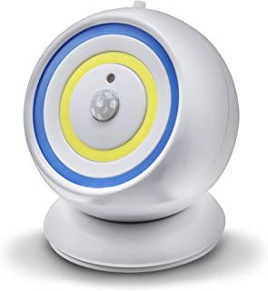Sensor Brite 360° Wireless Motion Activated LED Light   360° Movement, Magnetic Base, Automatic Operation, 180 Lumens
