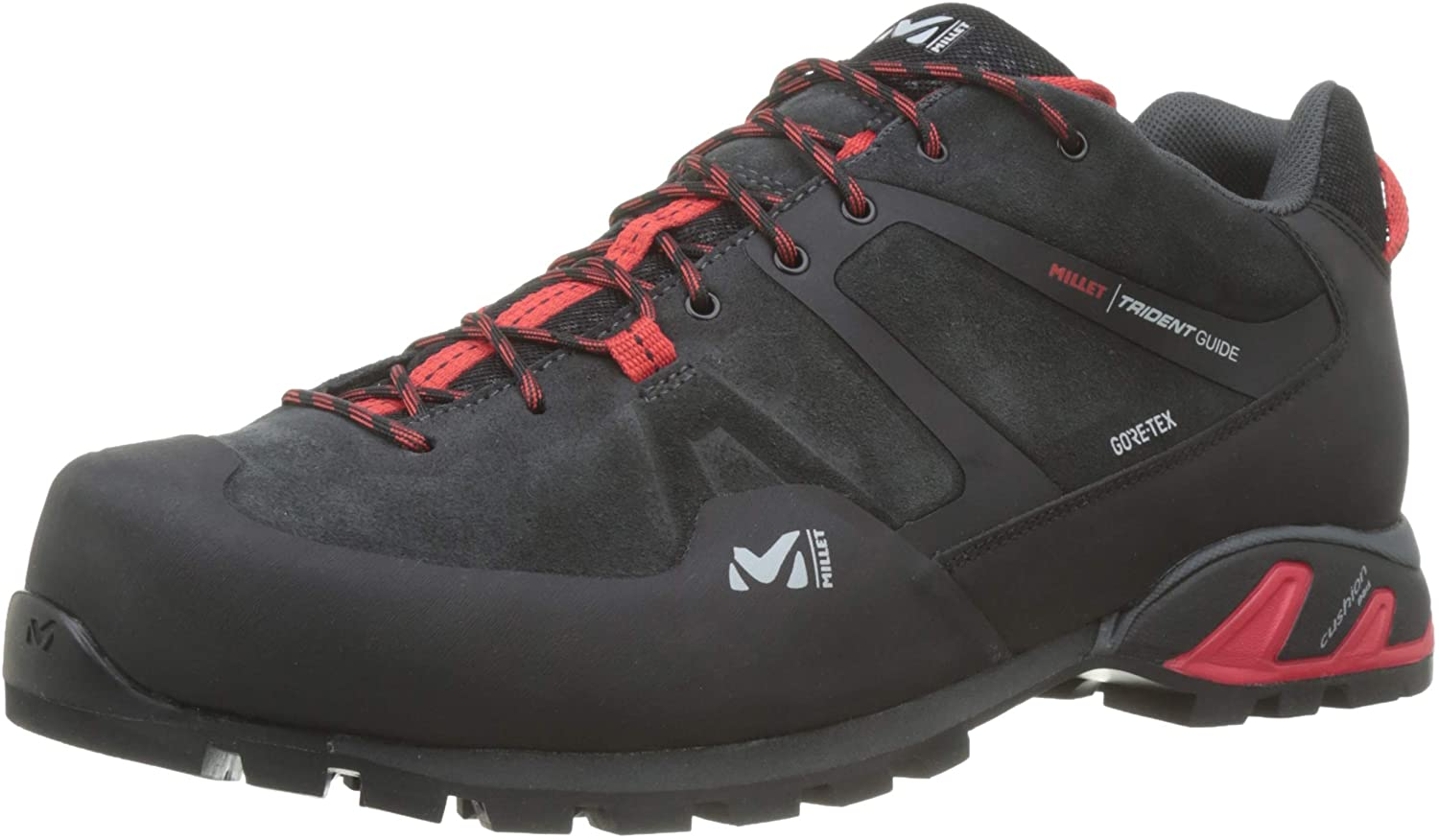 Millet Sale special price Unisex Adults' Trident 40% OFF Cheap Sale Guide Bla Climbing Shoes GTX
