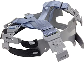 JSP 280-5131-SUSP Replacement Suspension for Comfort Plus 5131 Hard Hats, Large, Gray