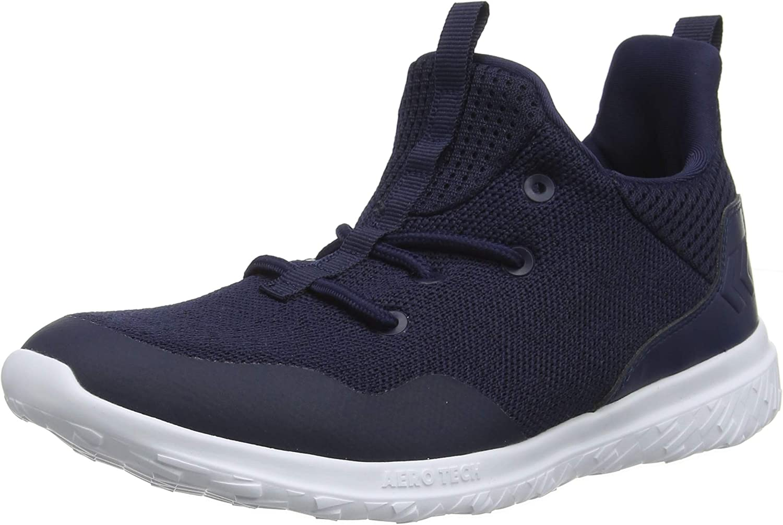 Hummel Unisex Adults' Actus Trainer Low-Top Sneakers