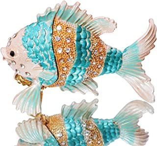 Image of Fancy Fish Jeweled Box
