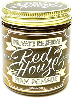 The Red House Water Based Pomade Firm