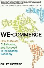 we-commerce: كيف لخلق نتعاون ، و succeed في المشاركة الاقتصاد