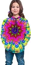 YongColer Pullover Hoodie Hooded Sweatshirt for Boys Girls Teens Junior, Streetwear
