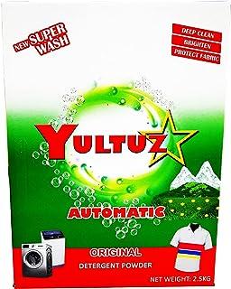 YULTUZ ORIGINAL SCENT DETERGENT POWDER 2.5KG - BOX