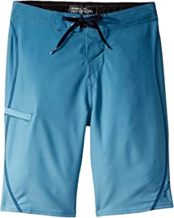 Hyperfreak S-Seam Superfreak Boardshorts (Big Kids)