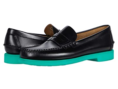 Sebago Dan Polaris RGB (Black/Green) Men