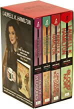 Anita Blake,Vampire Hunter Collection (volume 1-4)