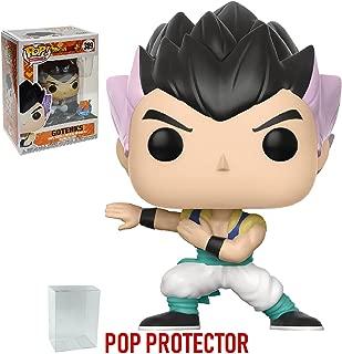 Funko Pop! Anime: Dragon Ball Super - Gotenks PX Previews Exclusive Vinyl Figure (Bundled with Pop BOX PROTECTOR CASE)