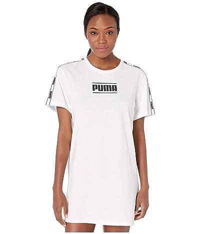 PUMA Camo Pack Dress (PUMA White) Women