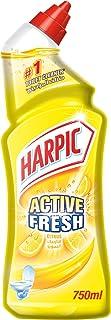 Harpic Toilet Cleaner Liquid Active Fresh Citrus, 750ml