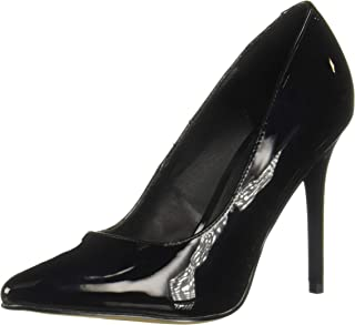 Madden Girl Women's Perla Pump Black-Patent 6 M US