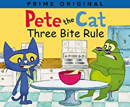 Pete the Cat: Three Bite Rule