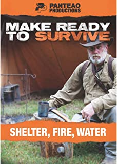 Shelter Fire Water